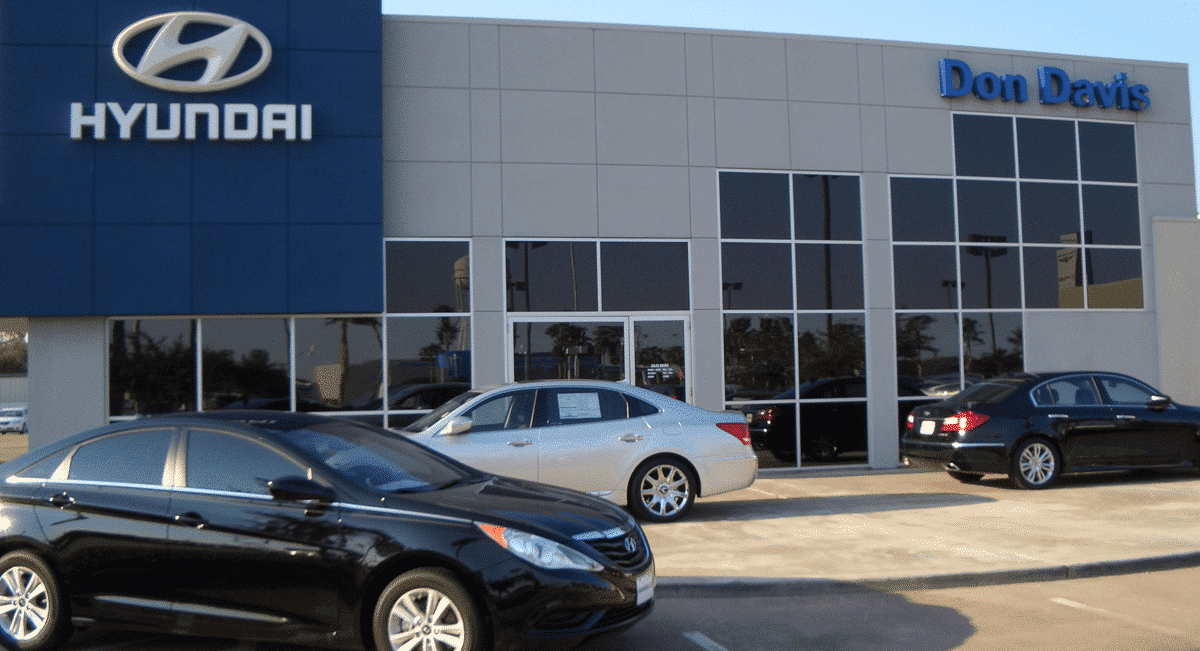 Don Davis Hyundai Lake Jackson
