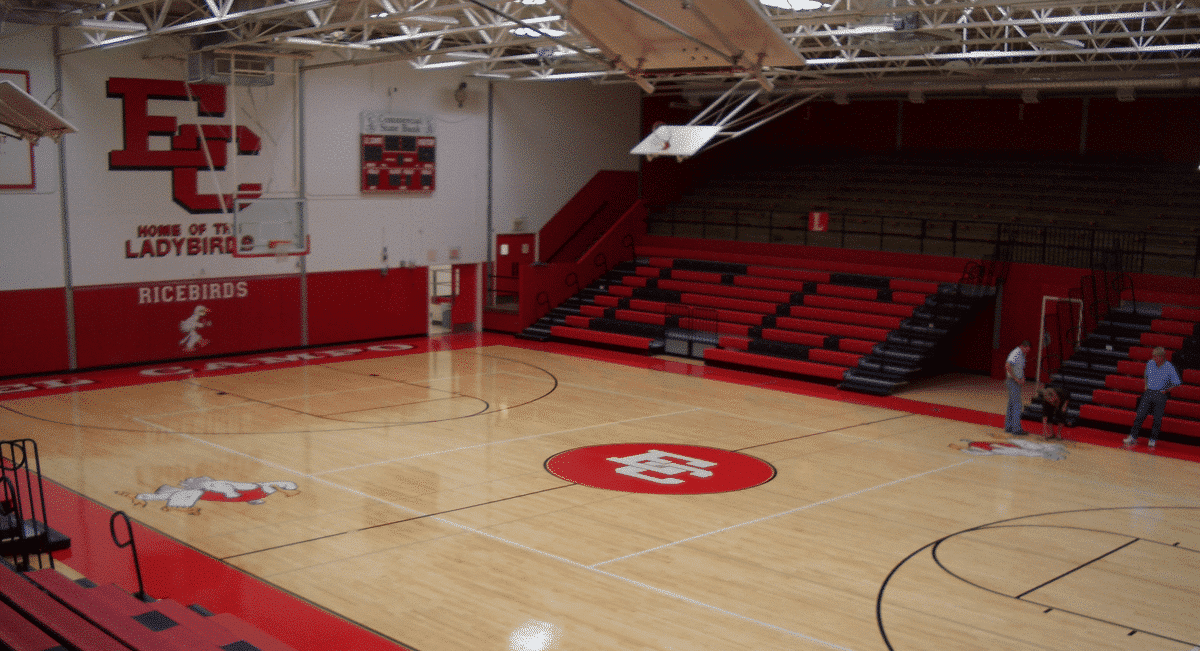 El Campo ISD High School Gym