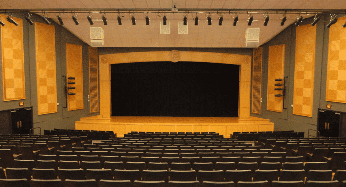 El Campo High School Auditorium