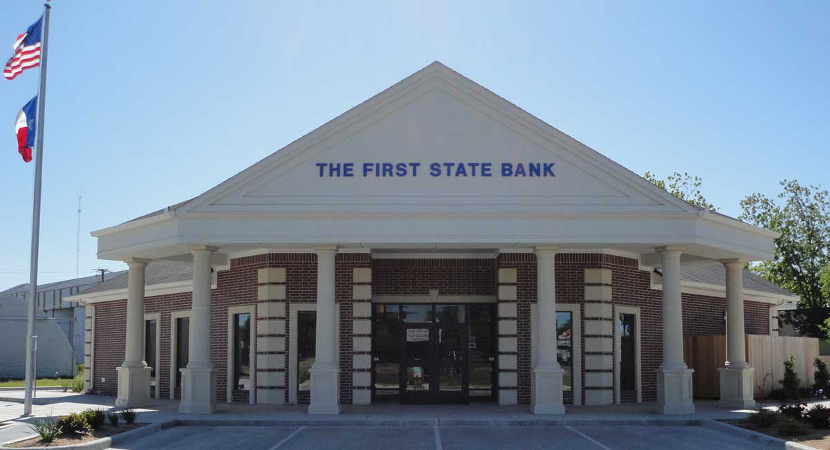 1st State Bank Ganado Tx